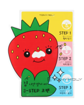 HOMELESS STRAWBERRY SEEDS 3 STEP NOSE PACK